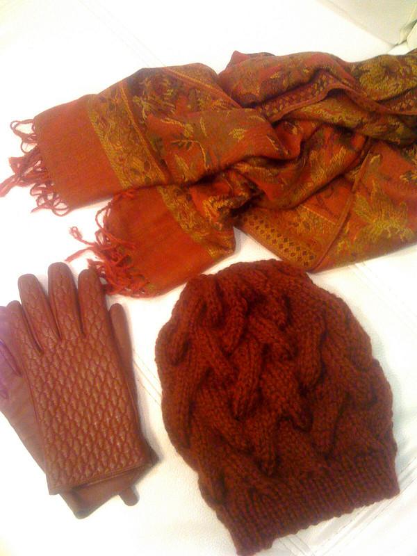 Вязаные шапочки или knitwear