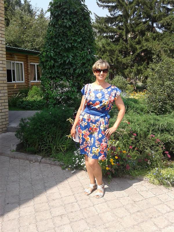 Платье безвыкройки