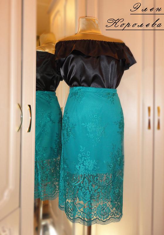 Топ+юбка от ЭленК