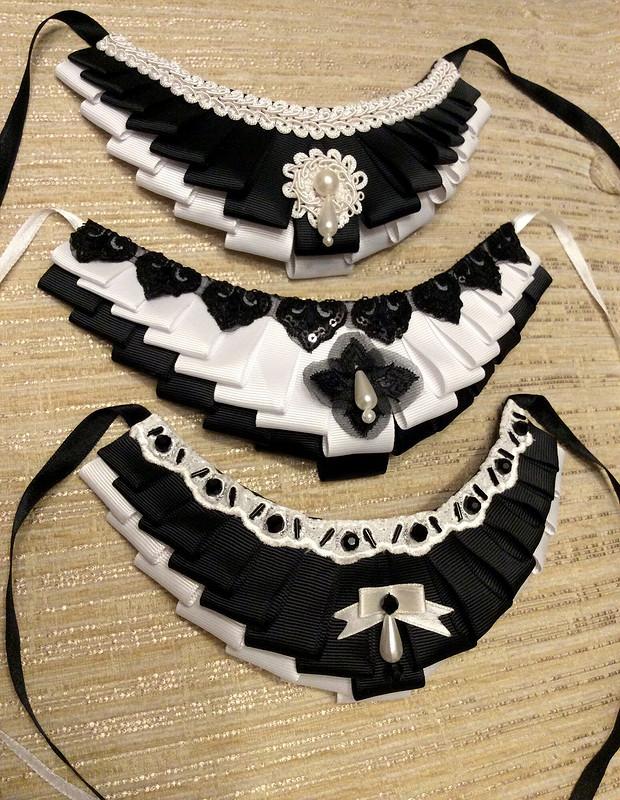 Воротнички - ожерелье от Эльвира Норка