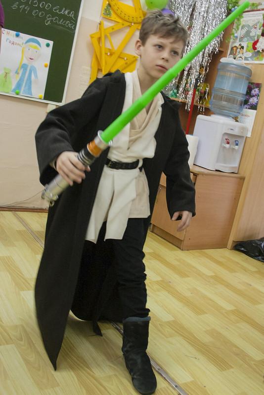 Джедайский костюм от nuta77