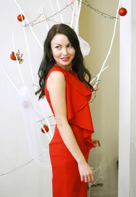 Платье наНовый год от privet