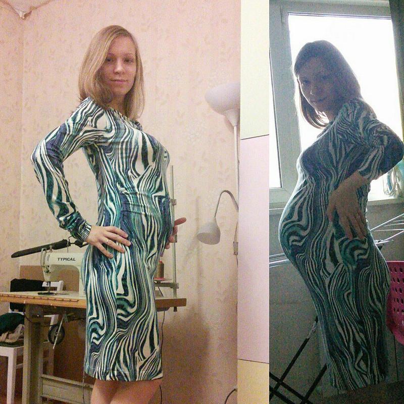 Платье длябеременных