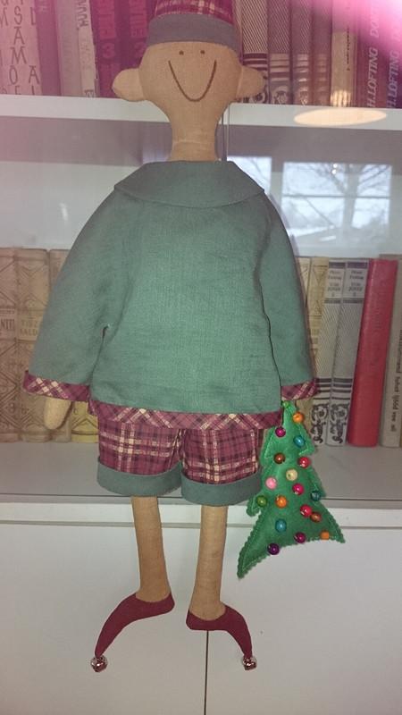Рождественский гном от andritsa