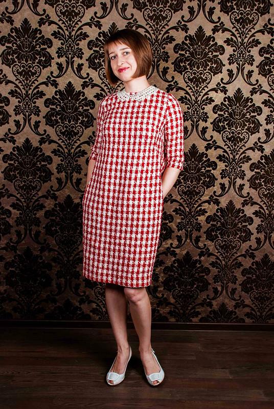 Платье избукле