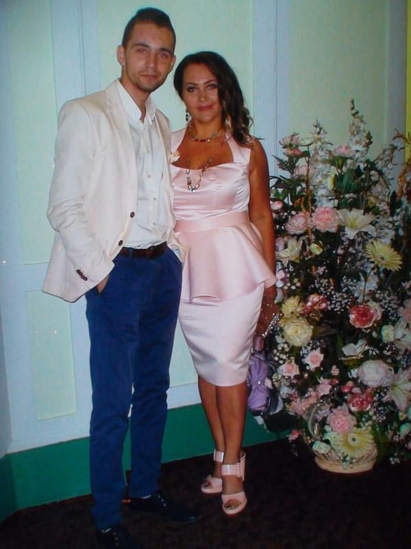 Праздничное платье от --Дуняша--