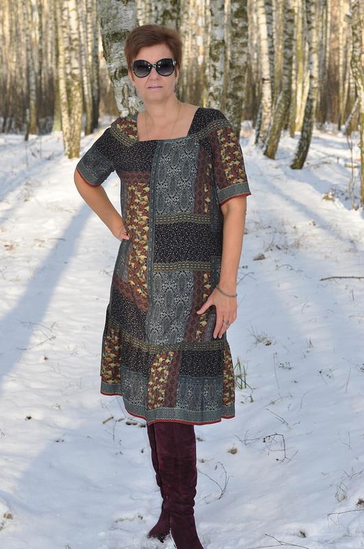 Платье подпальто от Светлана Гасымова