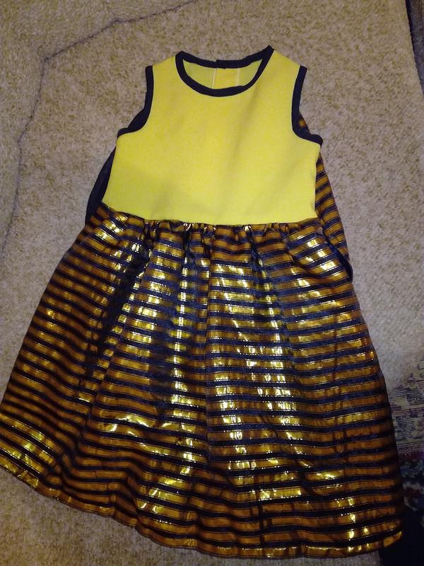 Платье «Пчёлки» от nadezhdamak