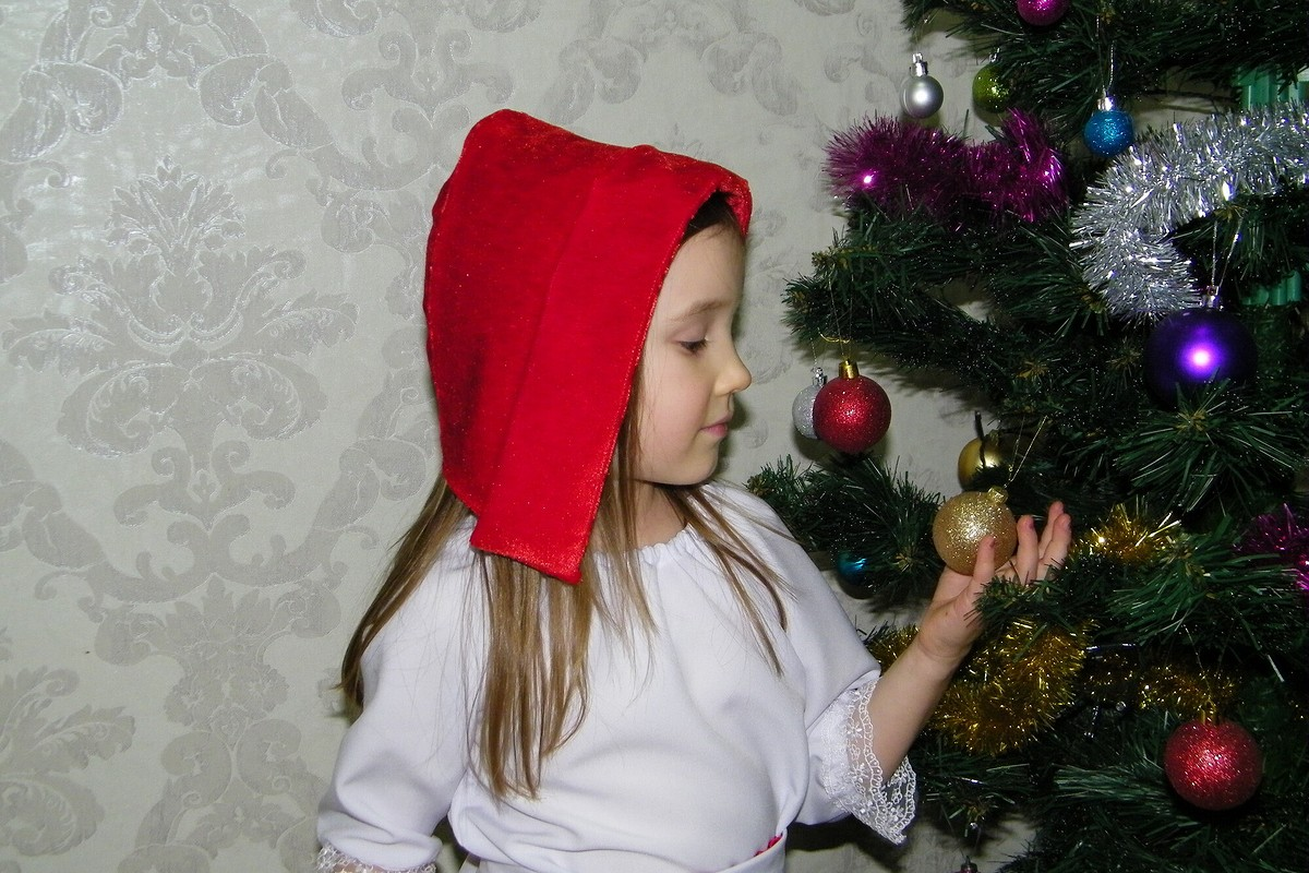 Моя Красная Шапочка ***