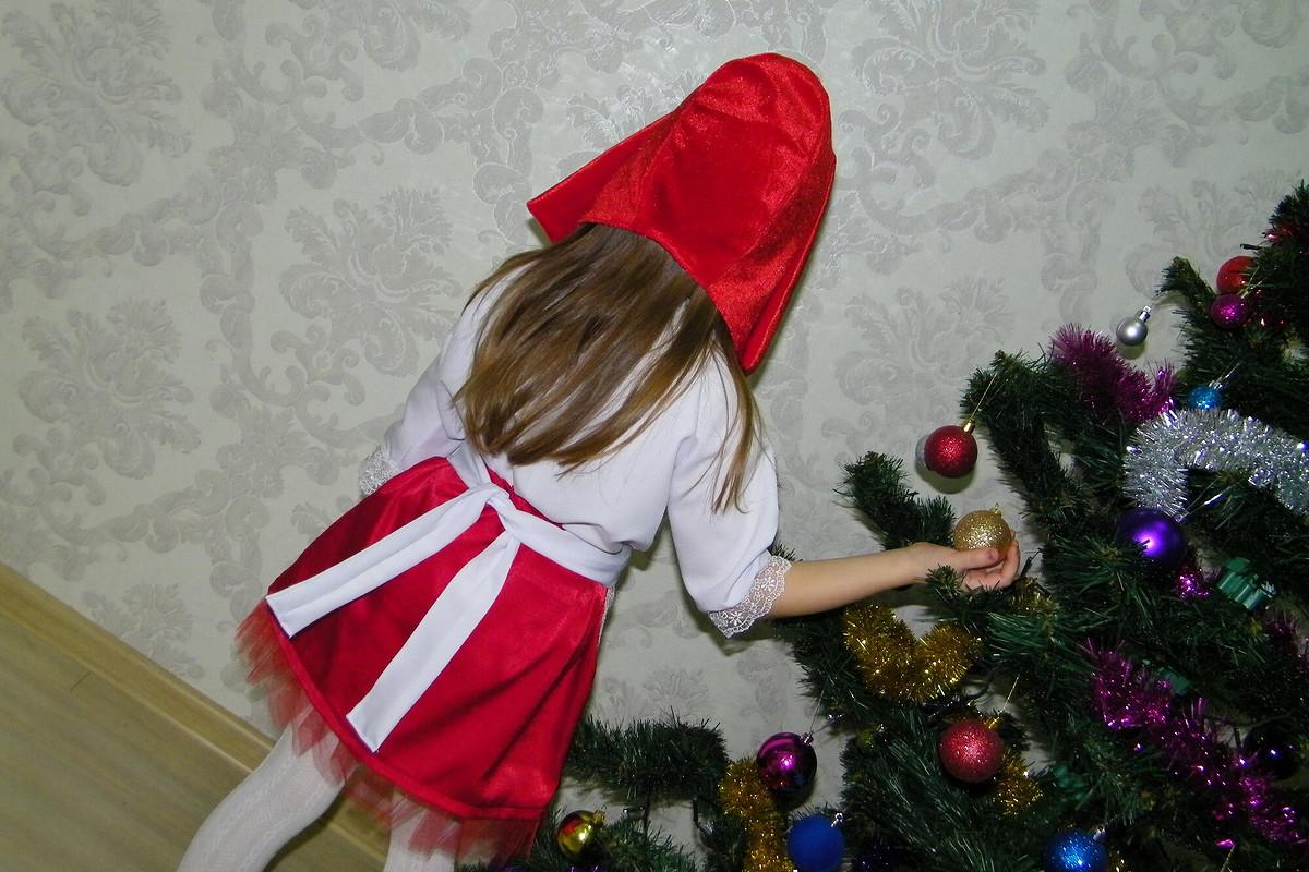 Моя Красная Шапочка *** от Kuznetsova