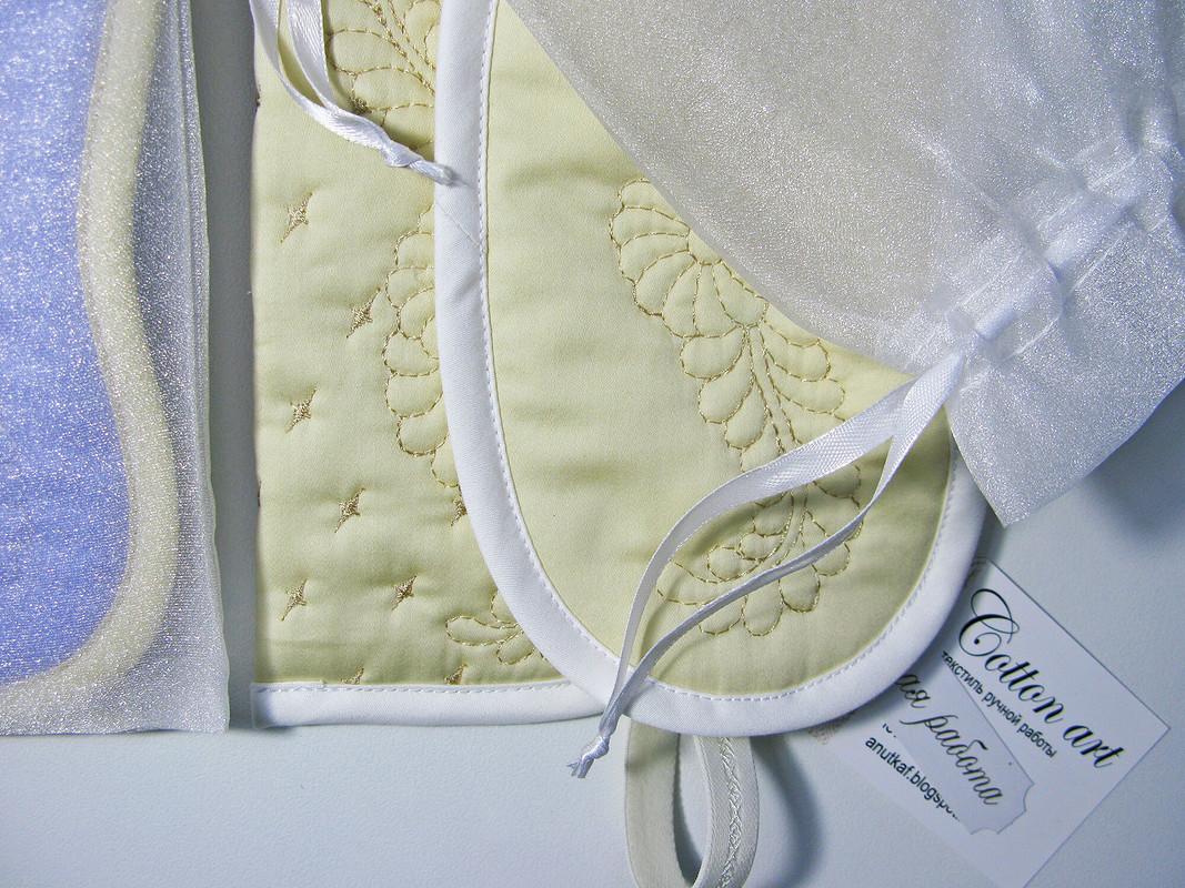 Упаковочные мешочки дляподарков