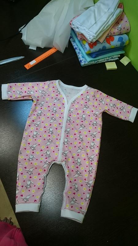 Малышковое боди