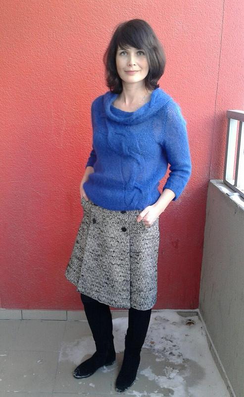 Юбка-шорты от nata-71