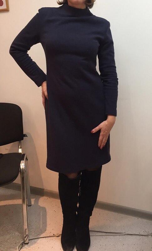 Платье трикотажное от Elena M.