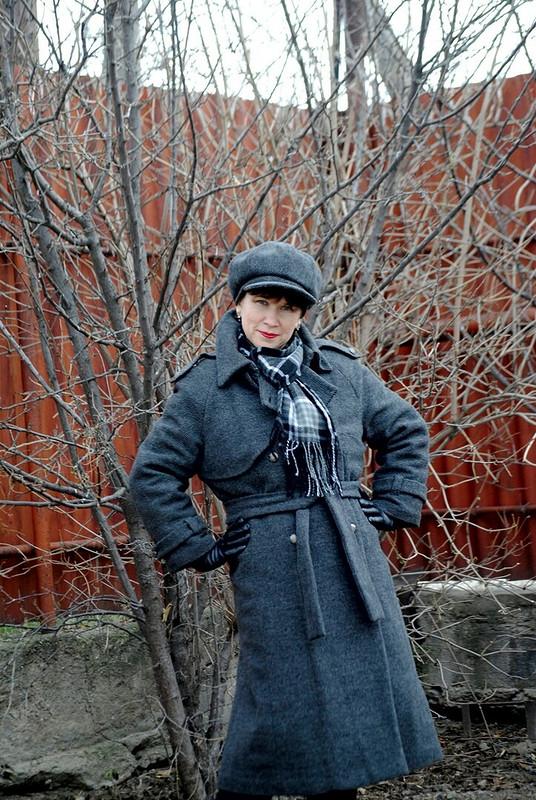 Тренчкот от Olga_kz