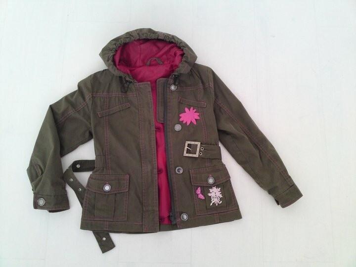 Детская куртка от Nadja5