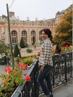Работа с названием Прогулка по Франции или рубашка 12 летней выдержки