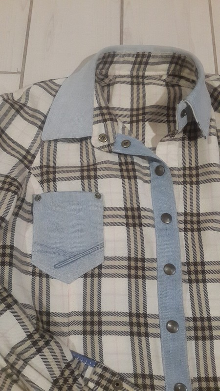 Прогулка поФранции или рубашка 12 летней выдержки от Татти