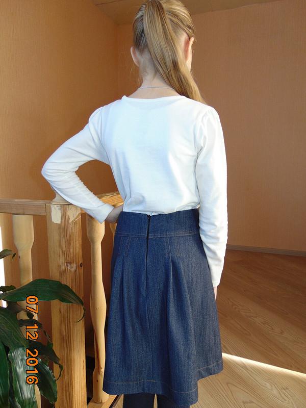 Юбка джинсовая от Elenka-Elenka