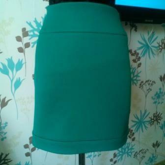 Моя первая юбка