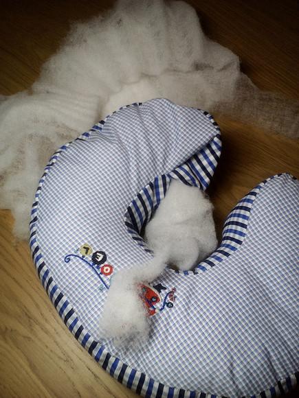 Буква-подушка своими руками