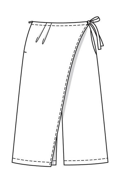 Шьем брюки кюлоты размера plus