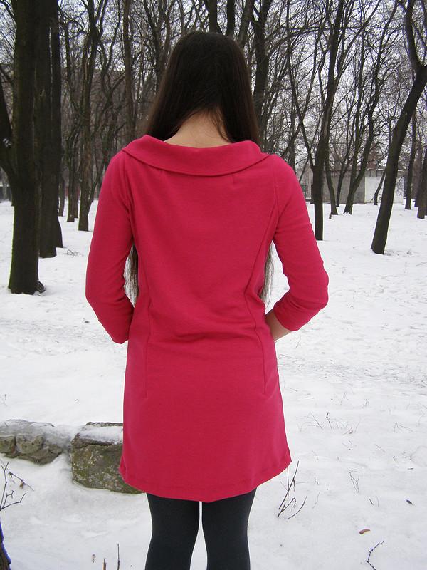 Алое платье от pelka