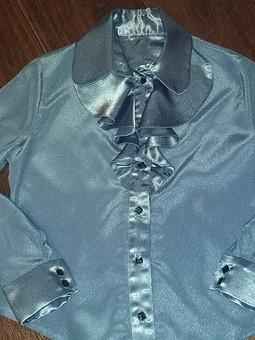 Работа с названием Блузка для племянницы