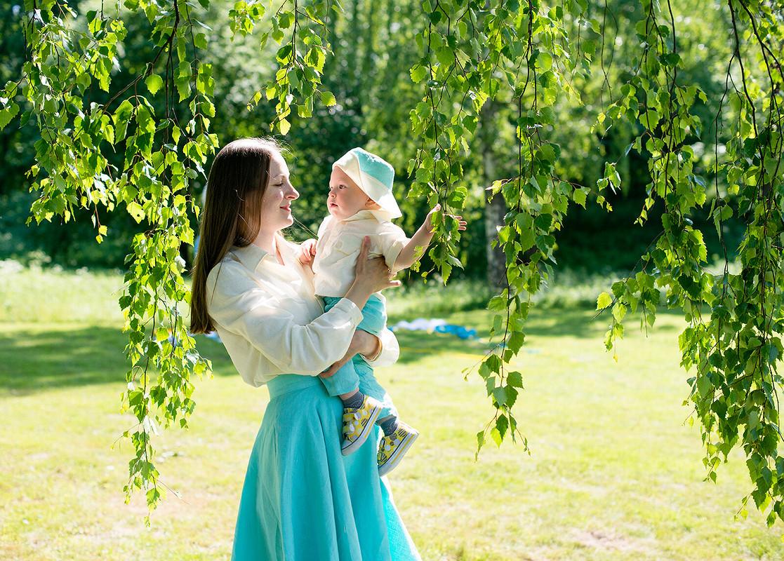 Мятное семейное лето
