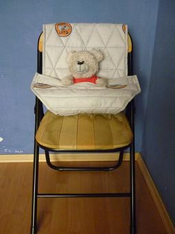 Работа с названием Тотсит/Мобильный стульчик для кормления