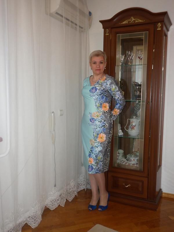Первомартовское  платье от natasali