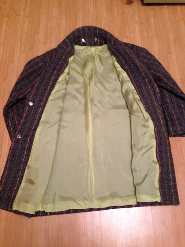 Пробное пальто от Sharovarairina