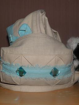 Работа с названием Сумка в сумочке