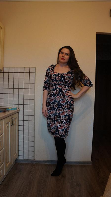 Весеннее платье)