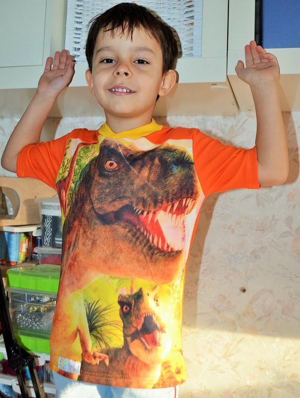 Динозавры!!!