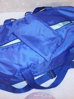 Работа с названием Дорожно-спортивная сумка