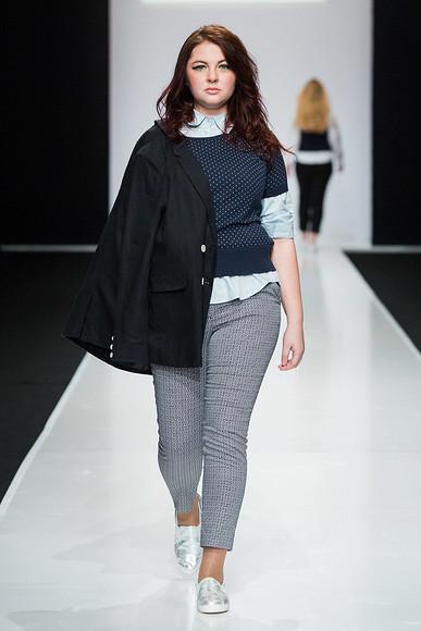 Со знаком plus: парижский дом высокой моды выбирает полных моделей