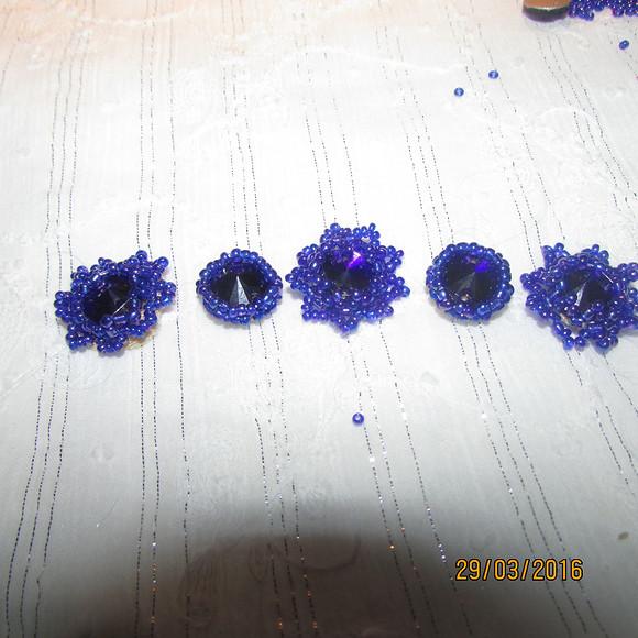 Сияние синего