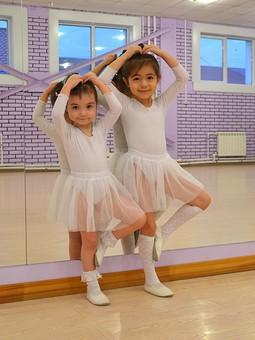 Работа с названием Детские костюмы для балета