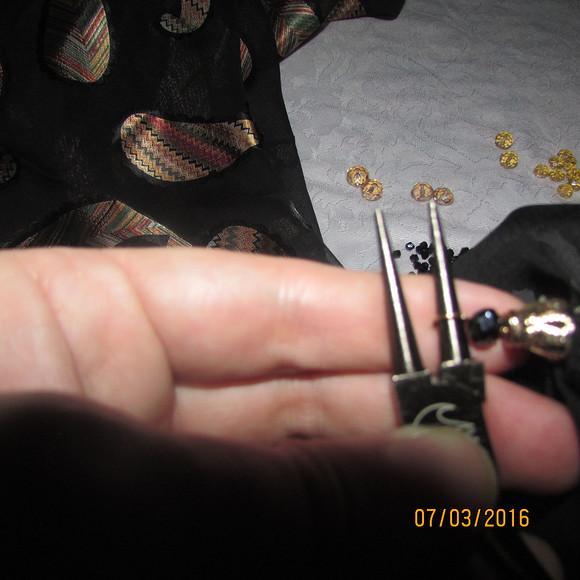 Платок- колье-трансформер