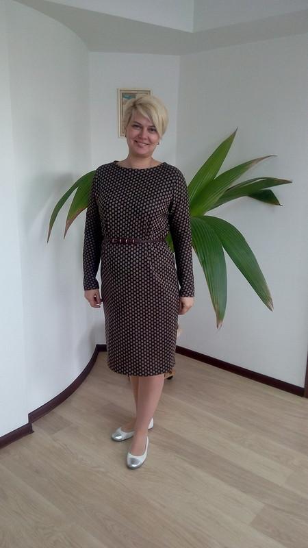 Платье навырост от Olesja