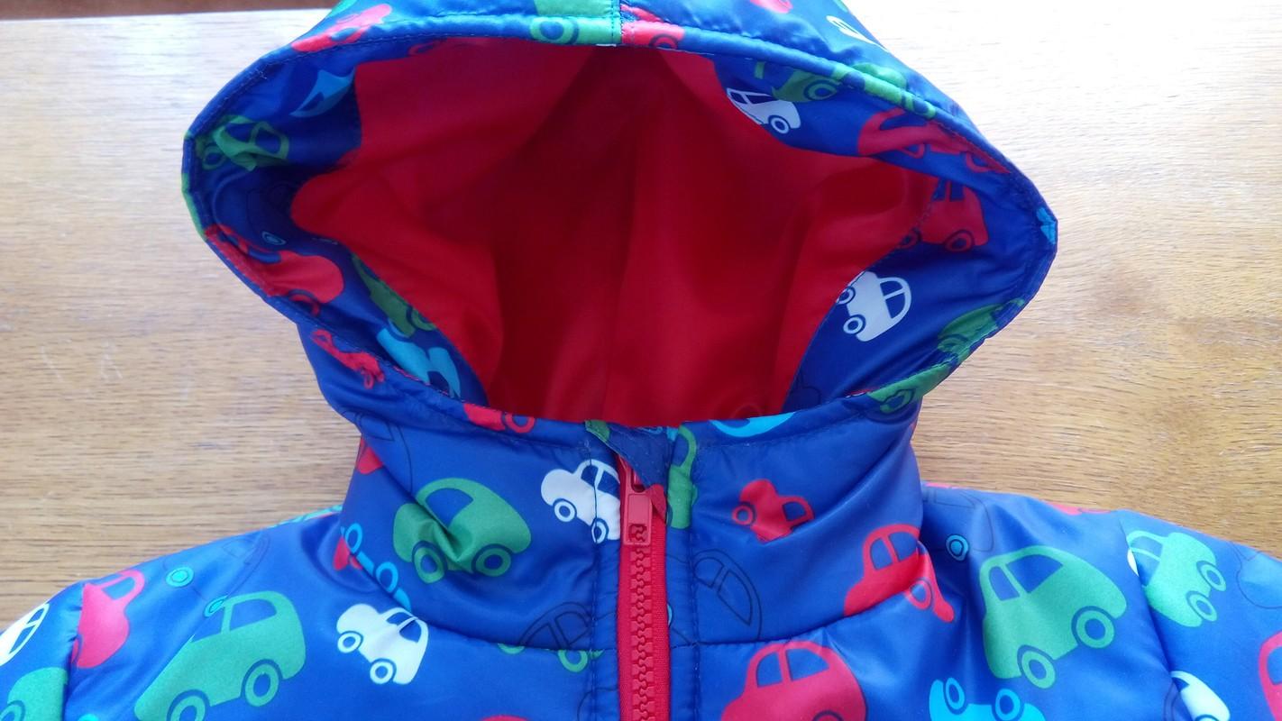 Курточка длясынулечки от Марина Сотскова