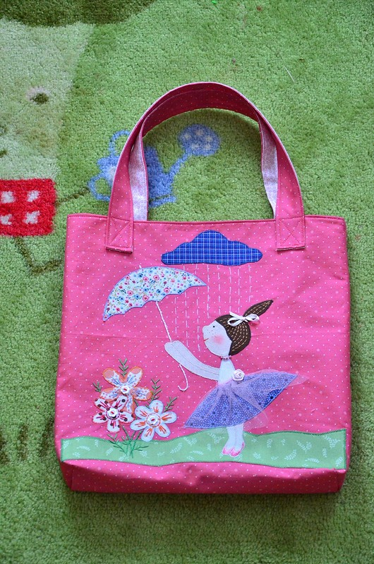 Сумка текстильная детская от Vikulka75