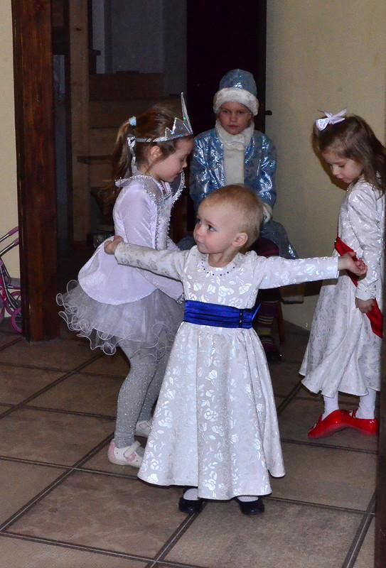 Детское нарядное платье от Vikulka75