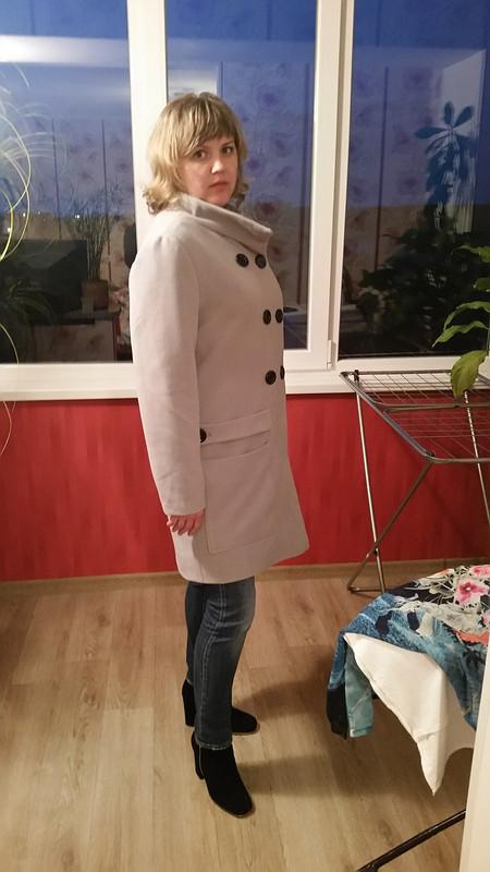 Пальто дляподруги от Алена mili