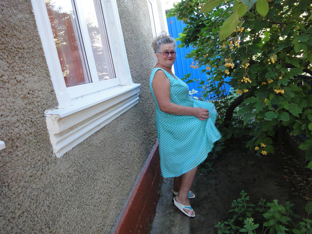 Платье со стажем