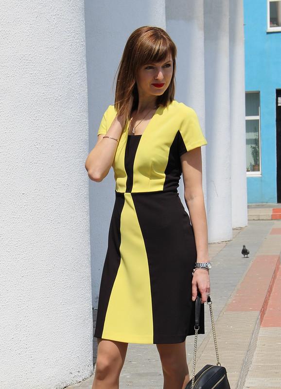 Платье-осторожно радиация:)