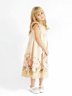 Работа с названием Четыре платья для юной леди