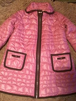 Работа с названием Пальто для доченьки