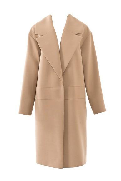 Пальто цвета camel: мастер-класс